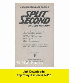 Split Second (9780445201149) Garry Kilworth , ISBN-10: 0445201142  , ISBN-13: 978-0445201149 ,  , tutorials , pdf , ebook , torrent , downloads , rapidshare , filesonic , hotfile , megaupload , fileserve