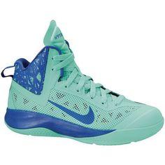 Nike Boys Hyperfuse 2013 GS Basketball Shoes #basketballshoes