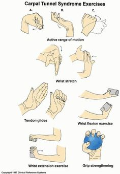carpel-tunnel-exercises