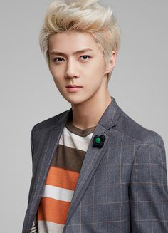 SEHUN EXO-K ♡ for Ivy Club Autumn 2013