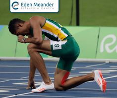 Congratulations to Wayde van Niekerk on his truly sensational performance to win gold and break the world record in the men's 400 metres at the Rio Olympics. #Rio2016 #ProudlySouthAfrican #EdenMeanderLifestyleCentre