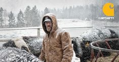 Get Outside With Carhartt