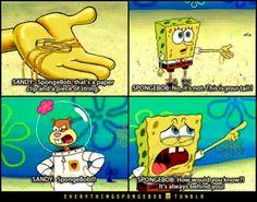 List of sexual innuendos in spongebob squarepants