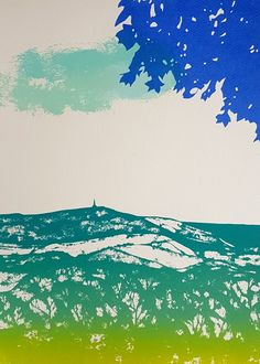 A six colour, handpulled screen print of Stoodley Pike. Printed on heavy watercolour paper, size 28 x 38 cm. Based on an intricate drawing by Julia Ogden. A bright, layered print to brighten up rainy days! This product is handmade therefore may have slight variations in the graduated landscape colour. Each print is unique and dependant on how the colours mixed together when the ink was pulled through the screen. Free Postage and Packaging. Rainy Days, Paper Size, Watercolor Paper, Color Mixing, Screen Printing, Packaging, Colours, Bright, Ink