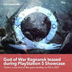 God of War Ragnarok teased during PlayStation 5 Showcase #godofwar #ps5 #pinoygamer