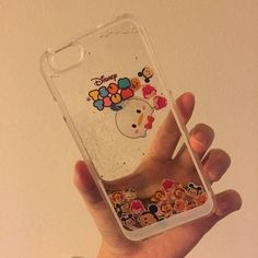 Iphone cases ❤️ Selling this new Tsum Tsum case phone that we are obsessed with ❤️ Also for those of you who follow our Instagram: @cellaction.us there's a special offer waiting for you! Accessories Phone Cases