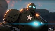 Marvel's What If...? looks amazing!