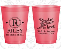 Shatterproof Cups, Frosted Cups, Frost Flex Cups, Custom Frosted Cups, Frosted Plastic Cups, Personalized Frosted Cups (561)