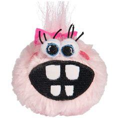 Puppy Fluffy Grinz Pink