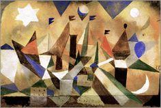 Paul Klee - Sailing Boats