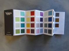 Actual painted swatches showing all 56 beautiful standard colours including metallics and the history behind each colour. Includes fastpost delivery nationwide and handling; otherwise complimentary with your first purchase of Vintro Chalk Paint from Taylored Revival instore or online.  **Please add your address in deta