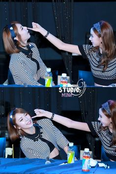 Nine Muses ERin Bulling HyeMi