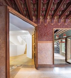 Casa Vicens Restoration - Picture gallery