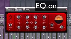 Mixing With EQ And Compression On Your Mix Buss - TheRecordingRevolution...
