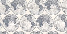 Galerie Wallpaper - World Globe Ari's room