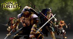 Finalmente o primeiro trailer das Tartarugas Ninjas