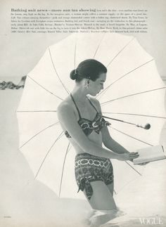 Photographed by Richard Rutledge, Vogue, May 1, 1959