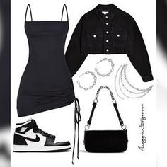 Swag Outfits For Girls, Cute Swag Outfits, Cute Comfy Outfits, Teenager Outfits, Stylish Outfits, Freshman Outfits, Teenage Girl Outfits, Tomboy Fashion, Teen Fashion Outfits