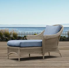 Hampshire Chaise | Chaises | Restoration Hardware