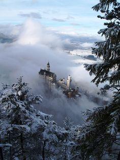 Schreiner88 - Schloss Neuschwanstein - Winter