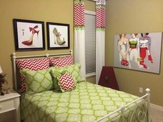 Cute be a cute teen room