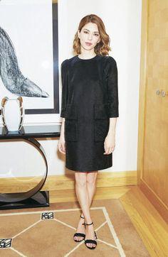 Sofia Coppola (July 2011 - May - Page 48 Timeless Fashion, Love Fashion, Girl Fashion, Sofia Coppola Style, Interview Style, Garance, French Girl Style, Celebrity Look, Celeb Style