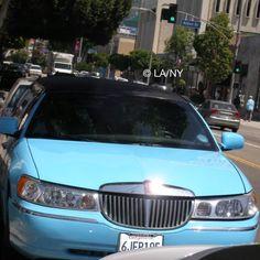 #cars #blue #robertsonblvd #verveofLA™