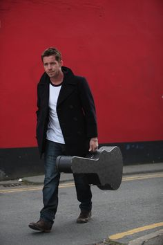 Sean Maguire, Outlaw Queen, Cute Characters, Once Upon A Time, Robin, Normcore, Style, Fashion, Amazing People