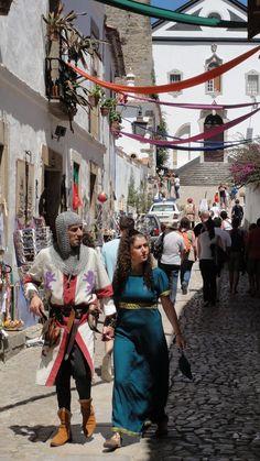 Feira Medieval de Óbidos.