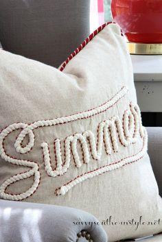 L<3ve this pillow
