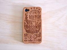 skulk-of-foxes-iphone-case