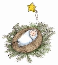 The Love of Baby Jesus from our house to Yours. Merry Christmas Everyone. Christmas Nativity, Christmas Images, Christmas Art, Christmas Projects, Vintage Christmas, Christmas Holidays, Christmas Decorations, Christmas Ornaments, Christmas Jesus