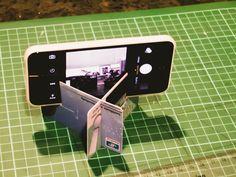 For digital photo badge lets make credit card tripods image_10_diytripod