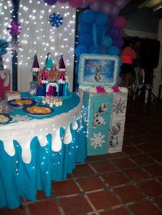 Caja para regalos y Dispensador de chucherias de Frozen