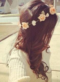 Flower child style:)❤️