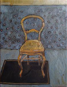 de gele stoel