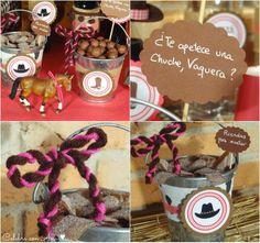 Celebra con Ana: ♥ Cumpleaños Cowgirls