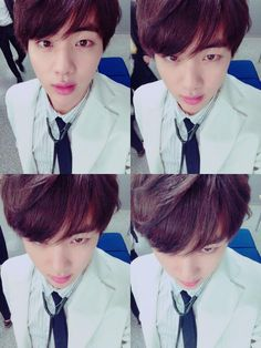 """BTS Tweet -- Jin (Selca ) 150628 --- 진료 받으러 오시라 으흐흐  -- [TRANS] """"Come and get your medical treatment (check-up) ehehe..""""  -- cr: ARMYBASESUBS @BTS_ABS"""