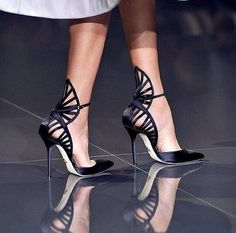 Ralph & Russo Couture Shoes for the Modern Gladiator