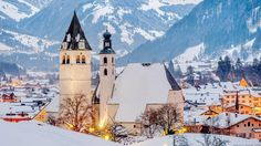 Alpine Austria offers the ultimate winter wonderland.