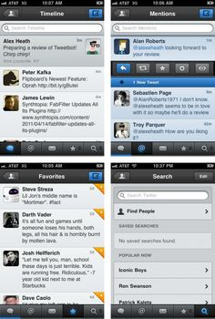Tweetbot el mejor cliente Twitter para tu iPhone e iPad