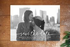 Boho Love Save The Date Postcards by Christine Tay... | Minted