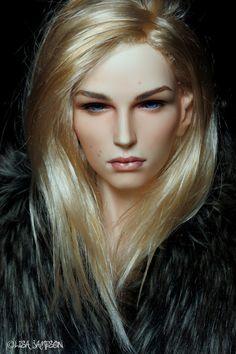 IOS Anima BJD as Andreja Pejic by Pepstar by PepstarsWorld.deviantart.com on @DeviantArt