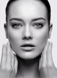 "Jac Jagaciak - Chanel Beauty 2012  (Monika Jagaciak - Prefers the nickname ""Jac"")"