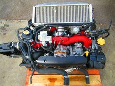 2015 2019 Subaru Wrx STi EJ257 Engine VF48 Turbo Impreza Wrx STI EJ257 Motor V10 · $7,500.00 Wrx Sti, Impreza, 2004 Subaru Wrx, V10 Engine, Dodge Viper, Outdoor Power Equipment, Engineering, Ebay, Garden Tools