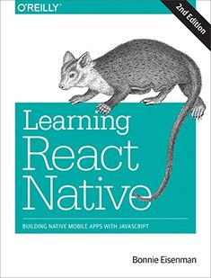 Learning React Native 2nd Edition Pdf Download e-Book