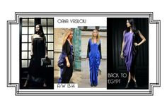 Oana Vasiloiu Back to Egypt Collection Egypt, Designers, Collection, Atelier