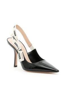 DIOR J'Adior Slingbacks. #dior #shoes #jadior-slingbacks