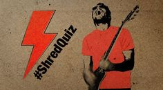 t.blog – the official blog of thomann.de Test your knowledge! #ShredQuiz #ShredWeek #guitar #metal #guitarist