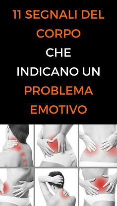 11 segnali del corpo che indicano un problema emotivo